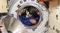 Esa astronaut alexander gerst enters the iss