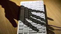 Datenklau tastatur imago