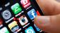 Smartphone facebook keystone