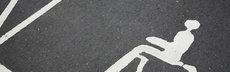Rollstuhl symbol