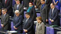 Germanwings bundestag ap