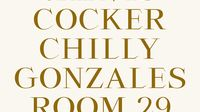 Cover cockergonzales room29 01