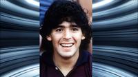 Maradona jung